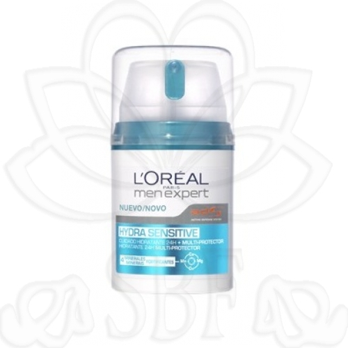 L`OREAL MEN EXPERT SENSITIVE DIA 50ML.