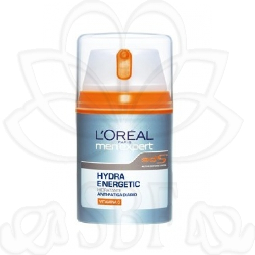 L`OREAL MEN EXPERT HYDRA ENERGETIC 50ML.