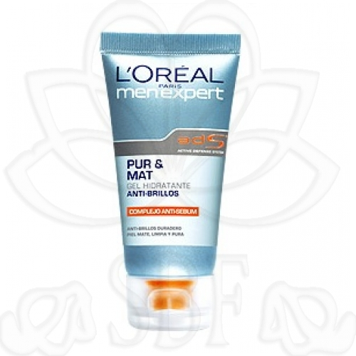 L`OREAL MEN EXPERT PUR & MAT 50ML.