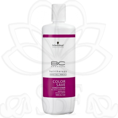 SCHWARZKOPF BC COLOR SAVE ACONDICIONADOR 1000ML
