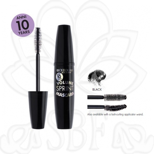 MASCARA VOLUME SPRINT CEPILLO CURVADO