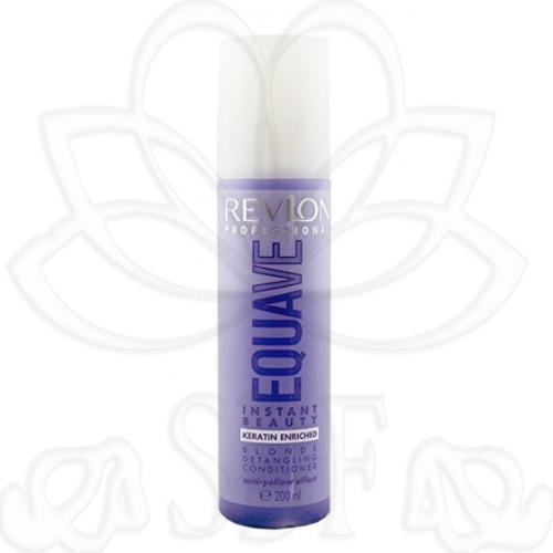 EQUAVE 2 PHASE PERFECT BLONDE REVLON 200ML.
