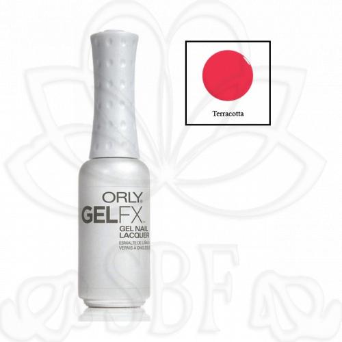 ORLY GEL FX TERRACOTA 9ML.