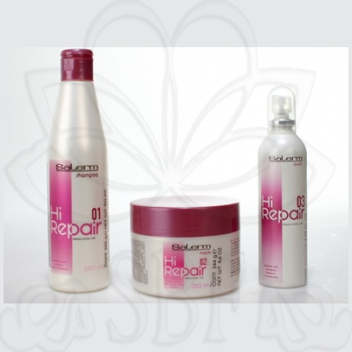 KIT HI REPAIR 3 PRODUCTOS SALERM