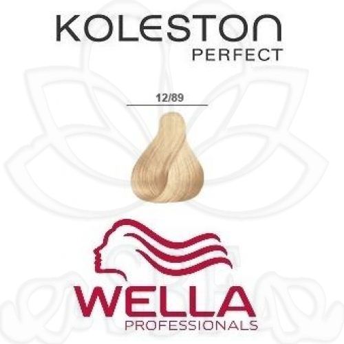 TINTE KOLESTON WELLA Nº12/89  60ML.