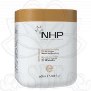 NHP MASCARILLA NUTRIENTE ARGAN 1 L.