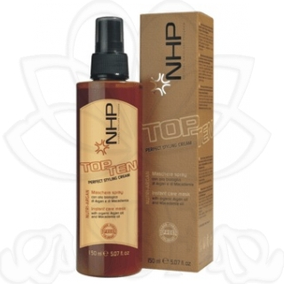 NHP NUTI ARGAN TOP TEN 150ML.