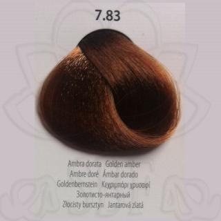 TINTE MAXIMA N�7.83 AMBAR DORADO
