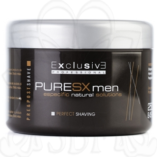 CREMA PRE/POST AFEITADO PURE SX MAN SHAVE 250ML.