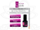 ESMALTE PERMANENTE QUICK 17291 8ML.