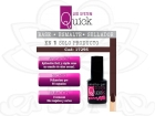 ESMALTE PERMANENTE QUICK 17295 8ML.