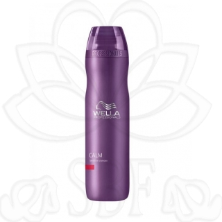CALM(WELLA)CHAMPU CUERO CABELLUDO SENSIBLE 250ML.