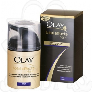 OLAY TOTAL EFFECTS CREMA NOCHE 50ML.