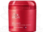 BRILLIANCE(WELLA)MASCARILLA CAB.COLOR FINO 150ML.