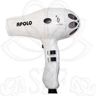 SECADOR APOLO BLANCO DECORADO 2000W