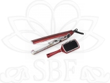 PLANCHA C1 ETHNIC METALLIC RED CORIOLISS