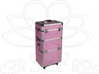CARRITO TROLLEY BEAUTY BOX ROSA PROBEL
