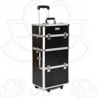 CARRITO TROLLEY BEAUTY BOX NEGRO PROBEL